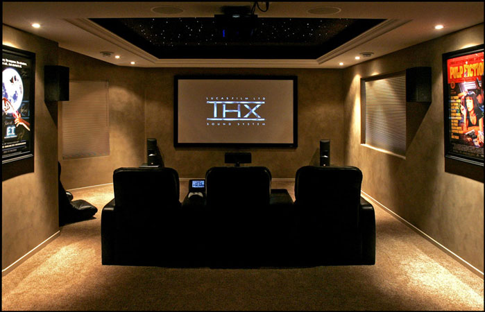 Muiltiroom Systems - Unique Fidelity Options - Home theatre, home ...
